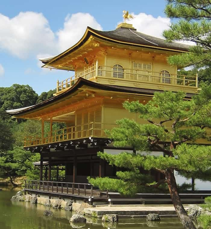 Reiki Master Golden Pavillion xzoom